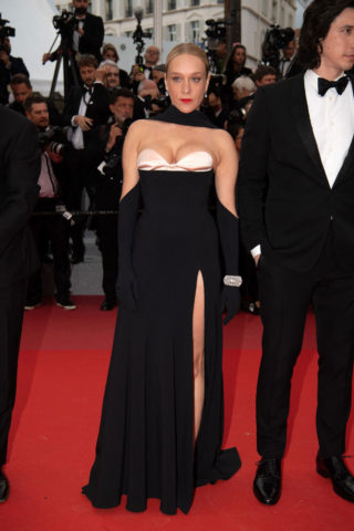 Chloë Sevigny at The Dead Don't Die Premiere and Opening Ceremony of 72 Annual Cannes Film Festival