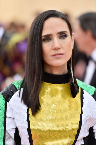 Jennifer Connelly at 2019 Met Gala in New York
