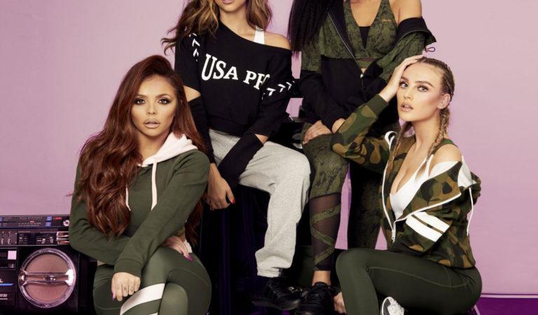 Celebrity Photoshoot – Little Mix – USA Pro Photoshoot 2018