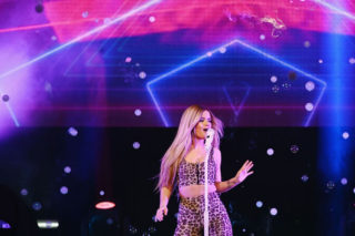Maren Morris Performs at Her Girl: The World Tour in Brooklyn