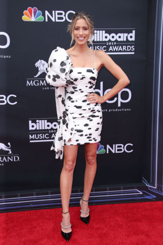Renee Bargh at 2019 Billboard Music Awards in Las Vegas