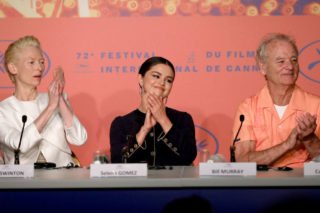 Selena Gomez at The Dead Don't Die Press Conference in Cannes