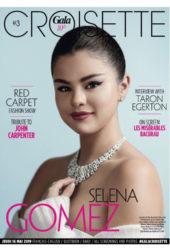 Selena Gomez for Gala Croisette, 2019