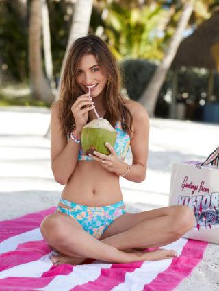 Victorias' Secret Models for VS 2019 Swim Collection