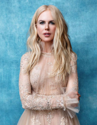 Nicole Kidman in Foxtel Magazine, June 2019