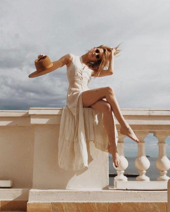 Amber Heard Instagram Picture