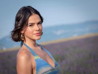 Bruna Marquezine at Jacquemus Spring Summer 2020 Show in Valensole