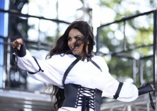 Ciara Performs at Good Morning America