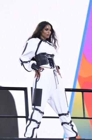 Ciara Performs at Good Morning AmericaCiara Performs at Good Morning America