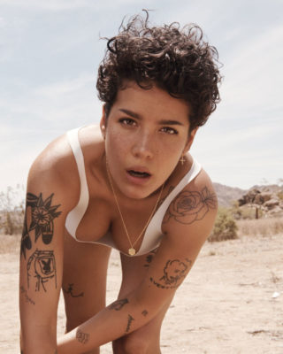 Halsey for Rolling Stone Magazine, July 2019