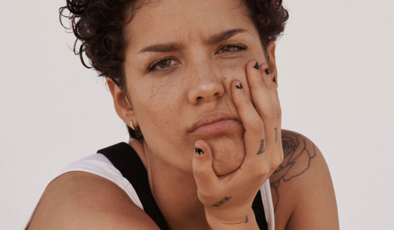 Magazine Covers – Halsey for Rolling Stone Magazine, July 2019