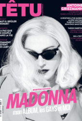 Madonna in Tetu Magazine, Summer 2019