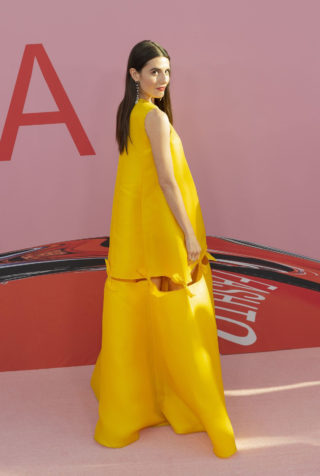 Marianne Rendón at CFDA Fashion Awards in New York