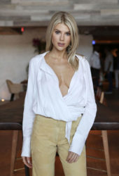 Charlotte McKinney at Miami Swim Week in Miami Beach