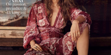 Jessica Alba Fashion The Edit by Net-a-Porter May 2019