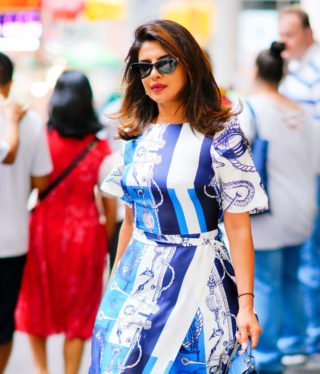 Priyanka Chopra Out and About in in New York