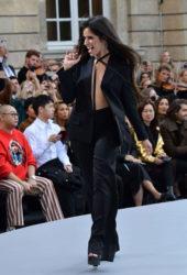 Camila Cabello at Le Defile L'Oreal Paris Show at Paris Fashion Week