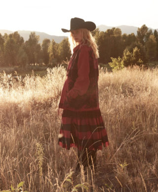 Hailey Bieber for Vogue, October 2019