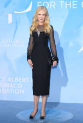 Nicole Kidman at Gala for the Global Ocean in Monte-Carlo, Monaco