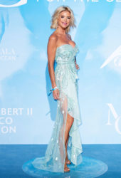 Victoria Silvstedt at Gala for the Global Ocean in Monte-Carlo, Monaco