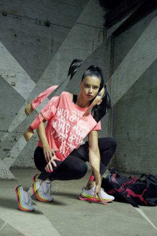 Adriana Lima for Puma 2019 Campaign