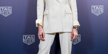 Cara Delevingne at Tag Heuer Photocall in Shanghai