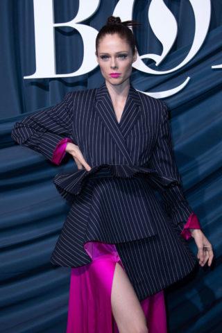 Coco Rocha at Bof 500 Gala at Paris Fashion Week