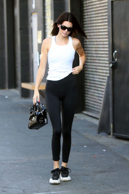 Kendall Jenner Out in Los Angeles