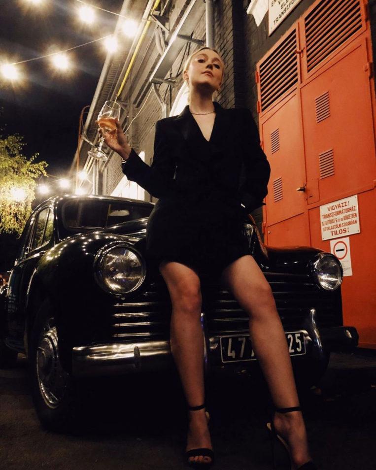 Dakota Fanning Instagram photo