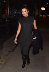 Eva Longoria Arrives at Mr Chow's in London