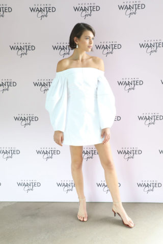 Georgia Fowler at Azzaro Wanted Girl Fragrance Launch in Sydney