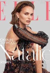 Natalie Portman in Elle Magazine's Women in Hollywood issue, November 2019
