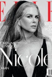 Nicole Kidman in Elle Magazine's Women in Hollywood issue, November 2019