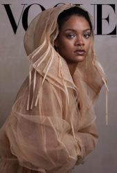 Rihanna in Vogue Magazine, November 2019