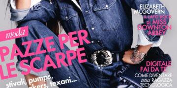 Sara Sampaio in Elle Magazine, Italy October 2019