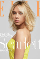 Scarlett Johansson in Elle Magazine's Women in Hollywood issue, November 2019