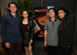 Selena Gomez at Living Undocumented Screening at Netflix Offices in Los Angeles