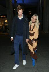Sienna Miller Leaving American Woman Premiere in London