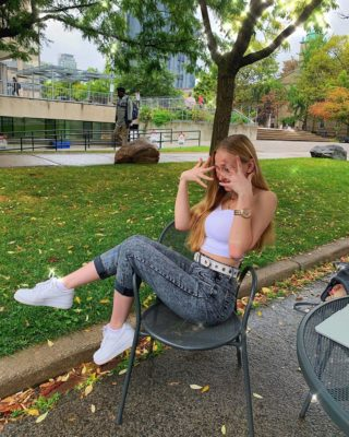 Sophia Diamond Instagram photos