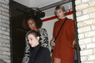 Taylor Swift Leaves Madonna's Madame X Tour in Brooklyn