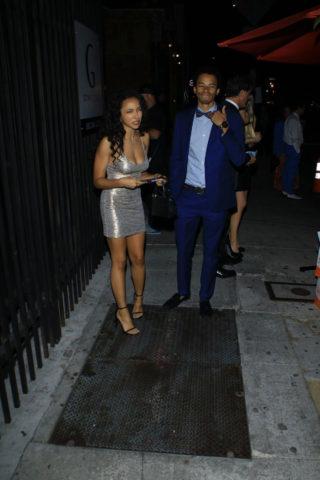 Tinashe at Goya Studios in Hollywood