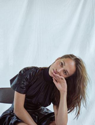 Alicia Vikander for Elle Magazine, Korea November 2019