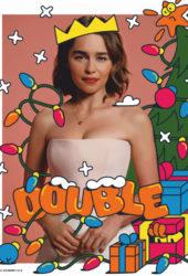 Emilia Clarke in Empire Magazine, UK December 2019