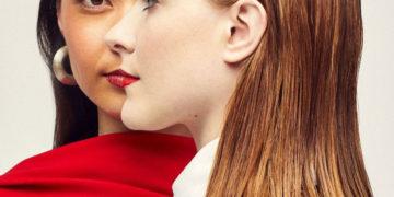 Evan Rachel Wood and Chanel Miller for Harper's Bazaar Magazine, November 2019