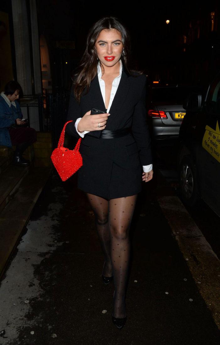 Francesca Allen at Bagatelle in London