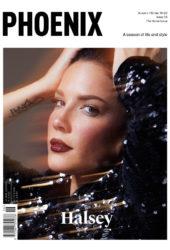Halsey in Phoenix Magazine, Autumn/Winter