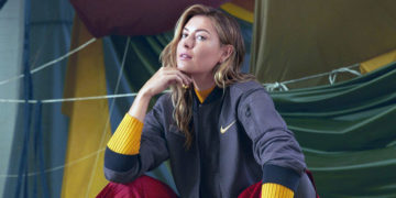 Maria Sharapova for New Nike Collection, 2019