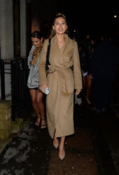 Montana Brown Leaves Bagatelle in London