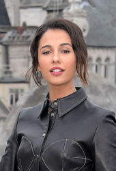 Naomi Scott at Charlie's Angels photocall in London