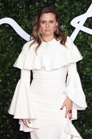 Alicia Silverstone at Fashion Awards 2019 in London